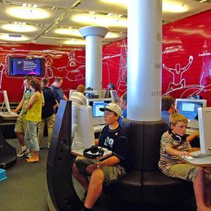 Интернет-кафе Капустина Яра