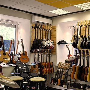 Музыкальные магазины Капустина Яра